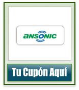 Conseguir Cupon Descuento  Ansonic